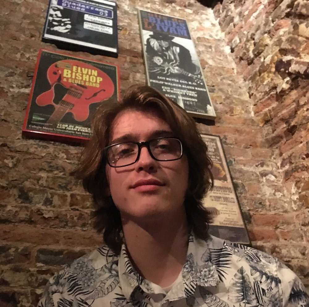 Isaac Sanchez - Director of Videography