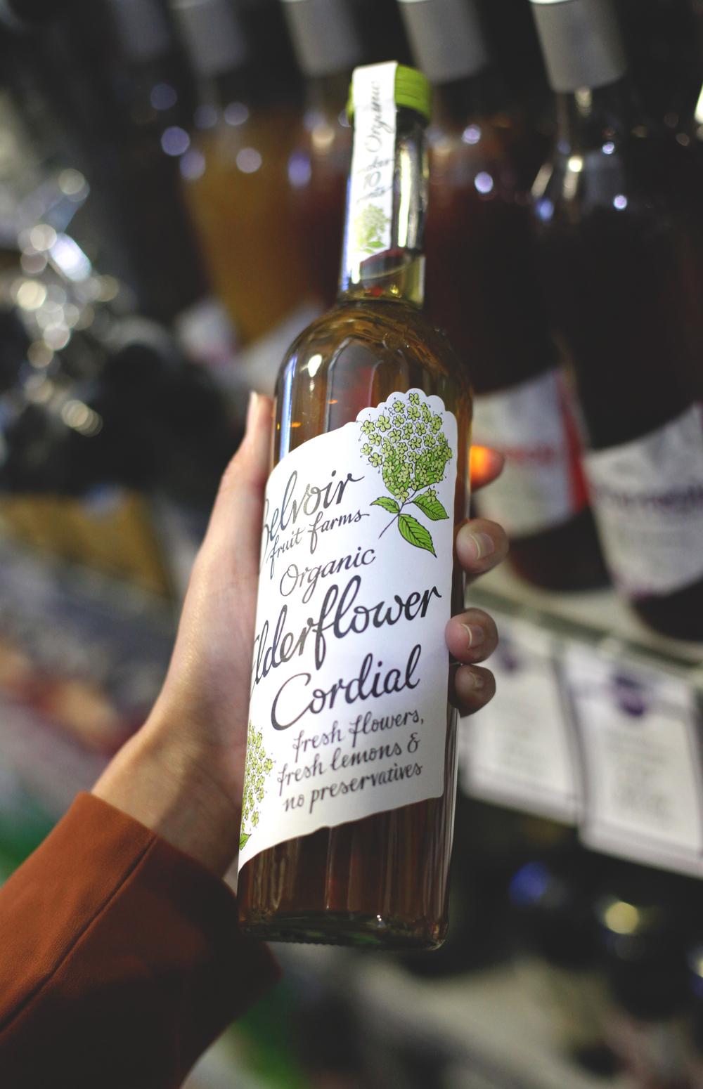Organic Cordials