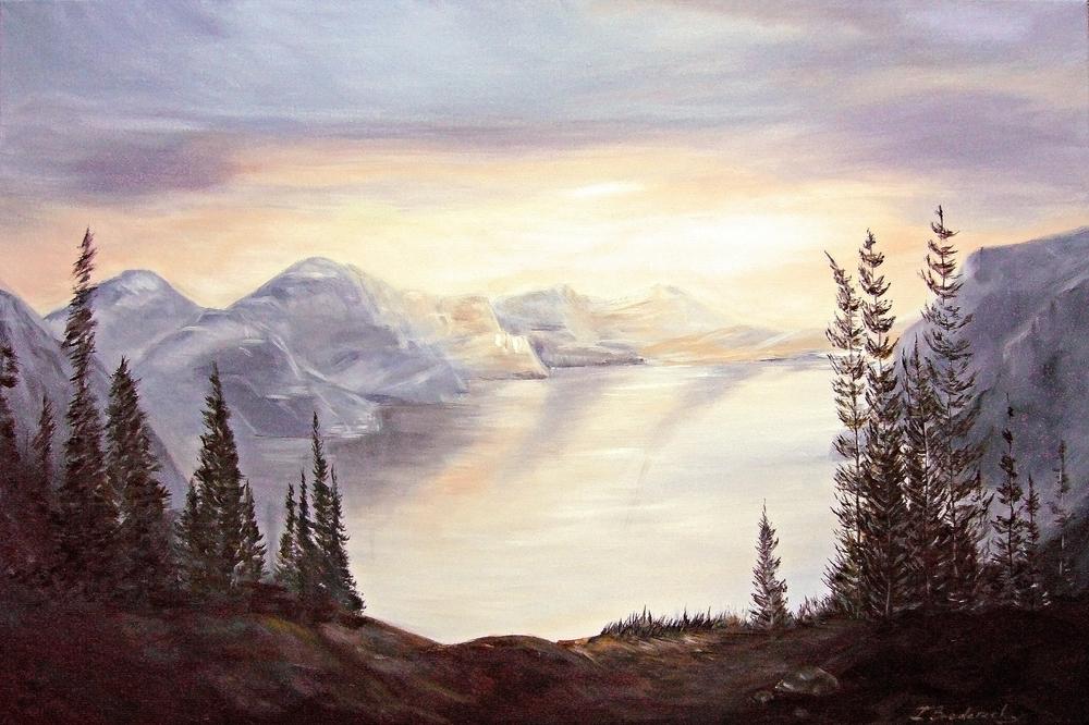 gemaelde_kunstwerk_sunset_berge_lake.jpg