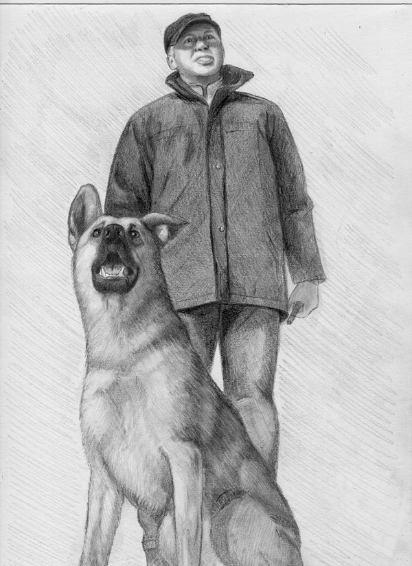 Kohlezeichnung_Man_mit_Hund.jpg