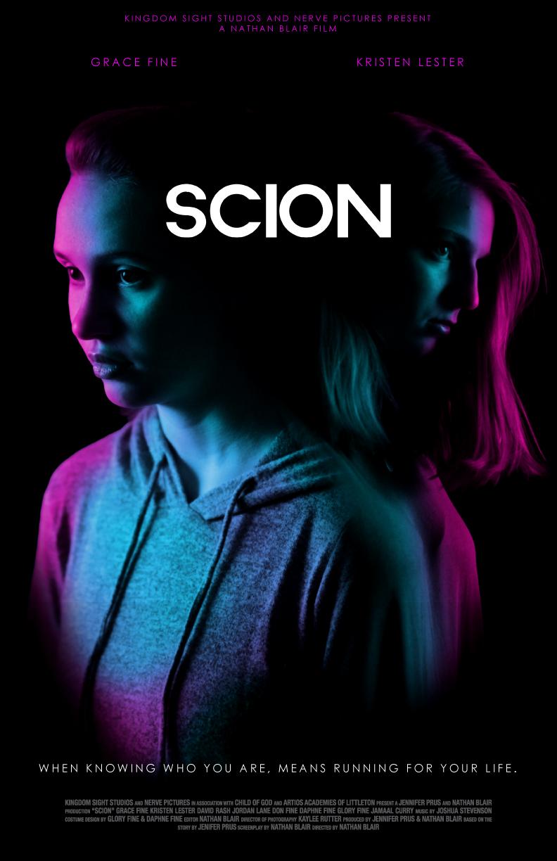 SCION movie poster