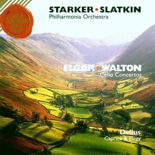 Elgar & Walton: Concertos Janos Starker / Leonard Slatkin RCA Victor
