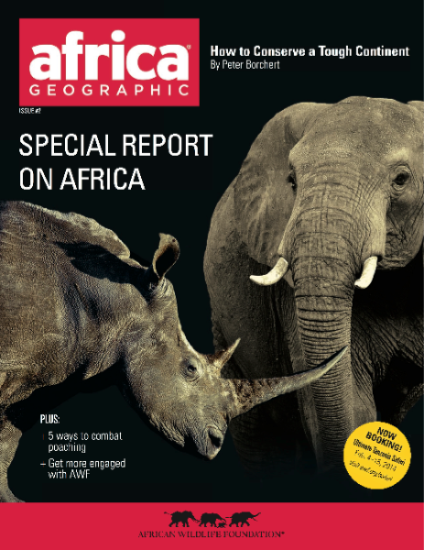 Africa Geographic, Special Report On Africa