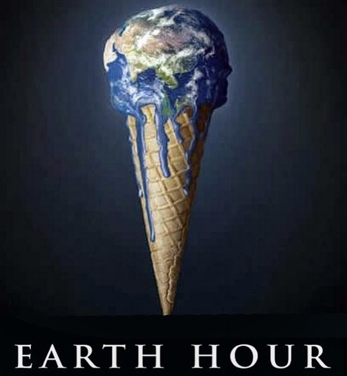 Campagne contre le réchauffement climatique/ www.wwf.fr
