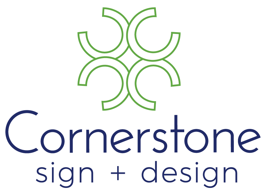 Cornerstone Sign + Design