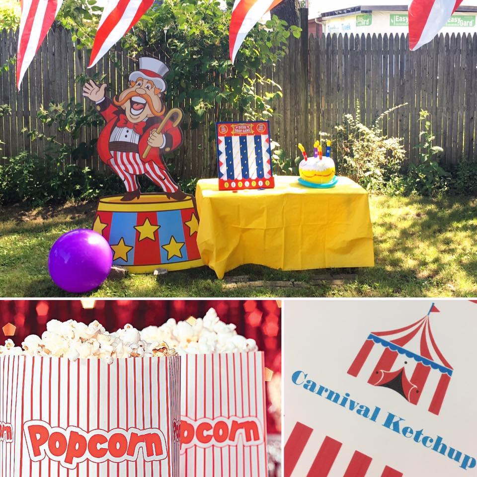 Tanya Costigan Events Carnival Party