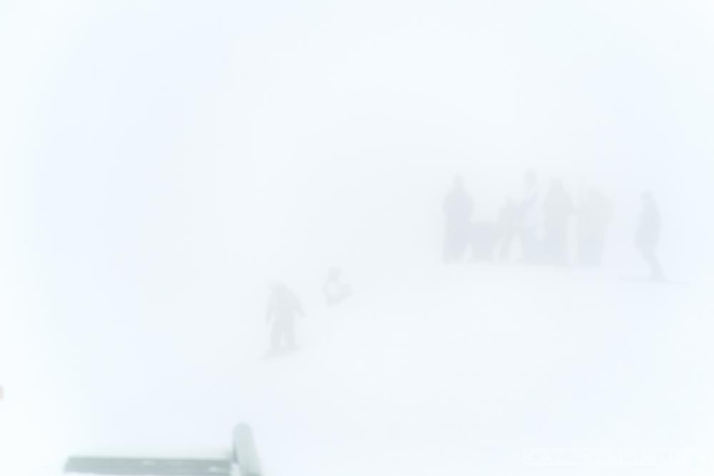 Did someone say fog?