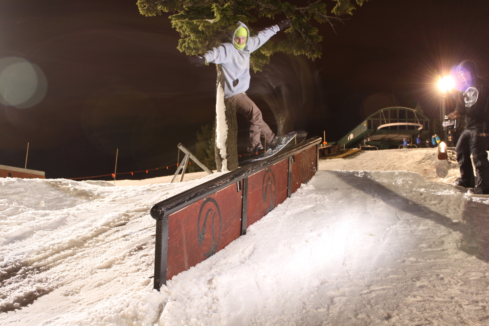 Ghost Pat Campbell - Frontside Nosepress