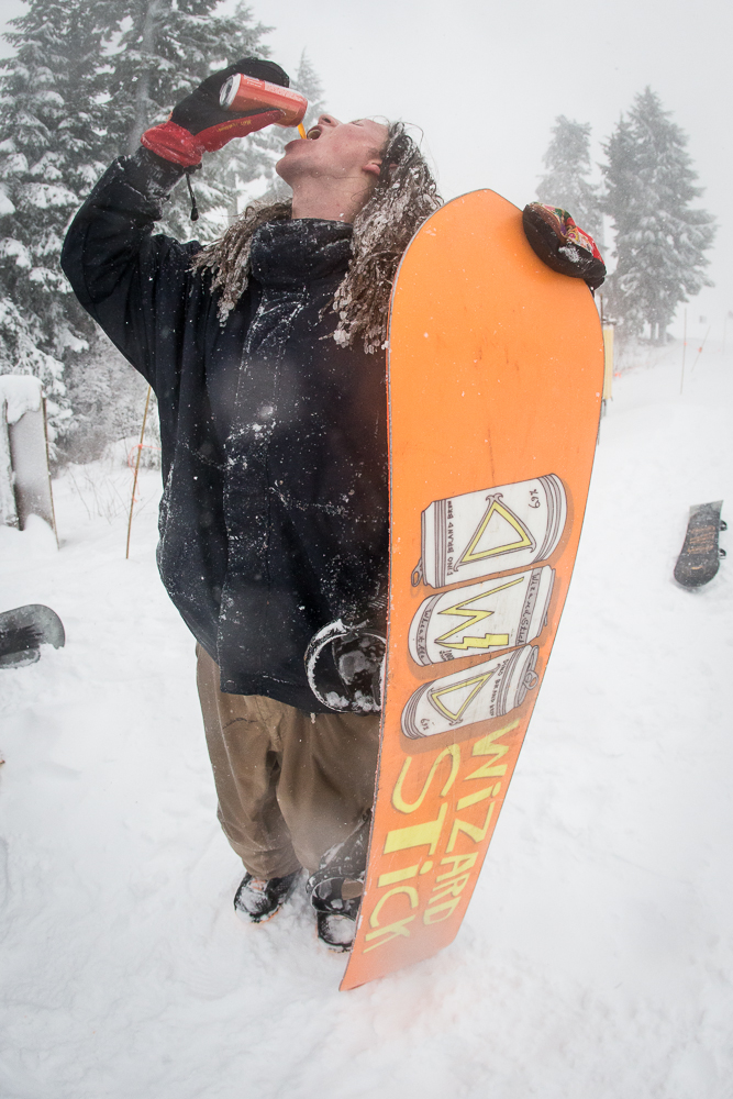 Team rider Kody Yarosloski crushing the orange...Crush.