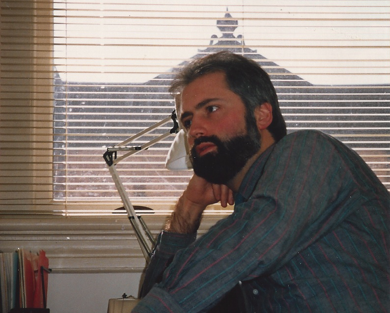 Randall (Randy) L. Smith (1957-2012), circa 1988