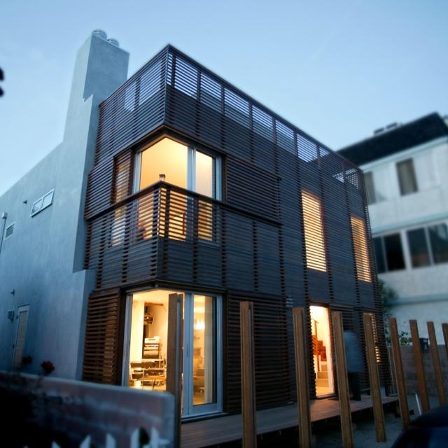 Slat House