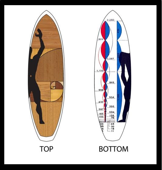 david hertz a+d museum surfboard