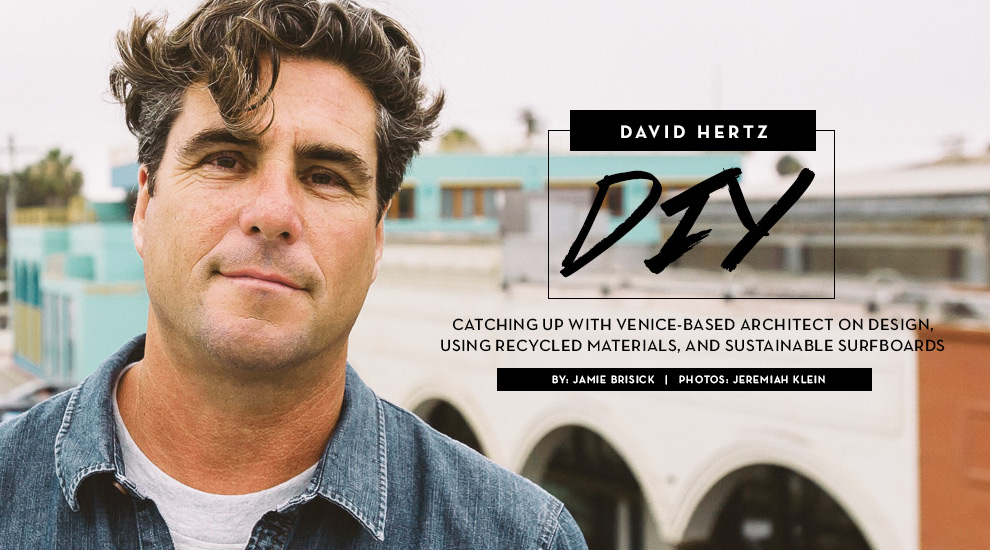 Day In The Life Of David Hertz feature on DITLO.com - diy1