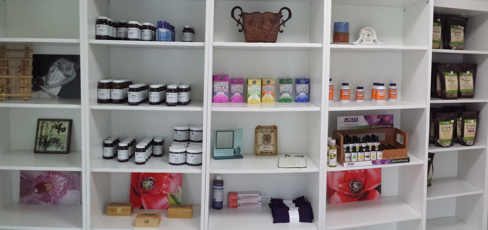 Wellness Store is Now Open!