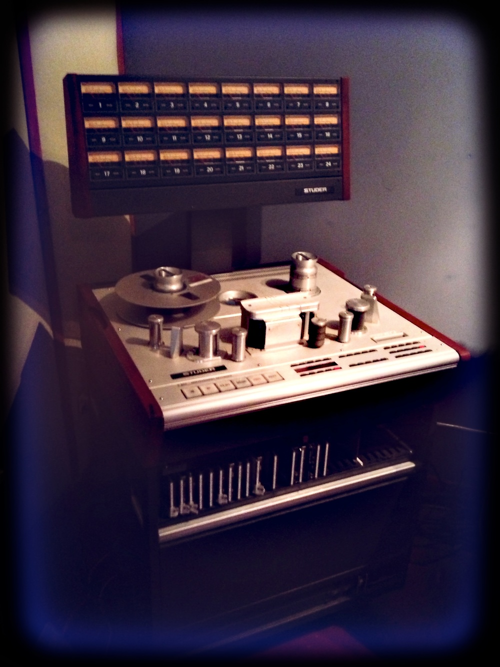 The Studer.