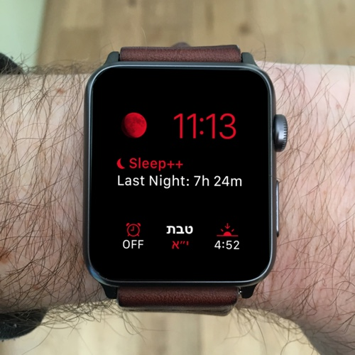d0bce4fa0bc4 I even wear my Apple Watch to sleep. This requires finding time during the  day to charge it