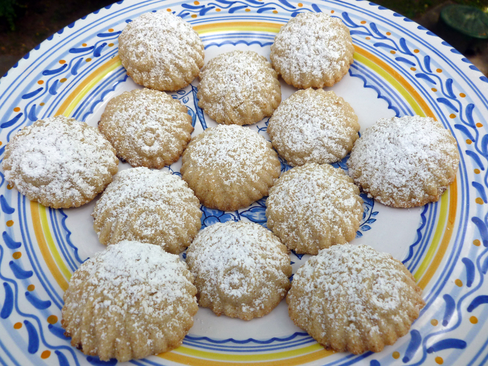 Ma'amool Cookies