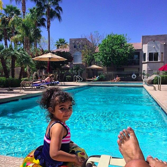 Phoenix Pool Time