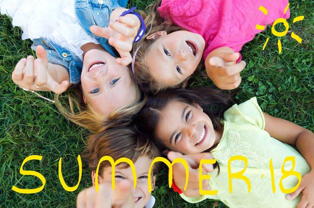 SEPTIEMBRE del 3 al 7 -Summer School 2018 - Los días previos al inicio del cole también estamos abiertos, de 8 a 15:30h en horario ampliado. ¡Diversión asegurada!       ALL IN ENGLISH!!!