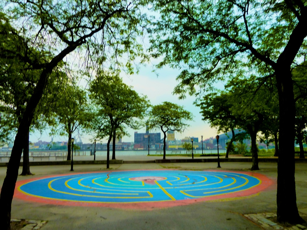 East River Reflections Labyrinth, 2004- present