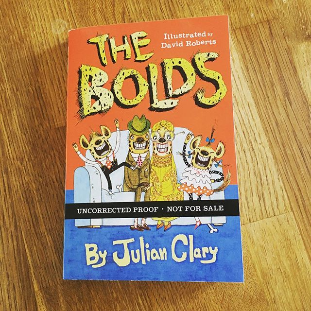 Sunday Reading A Terrific S16 Middle Grade Novel About Family Of Hyenas Who Leave