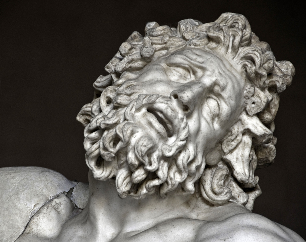 laocoon face - photo #3