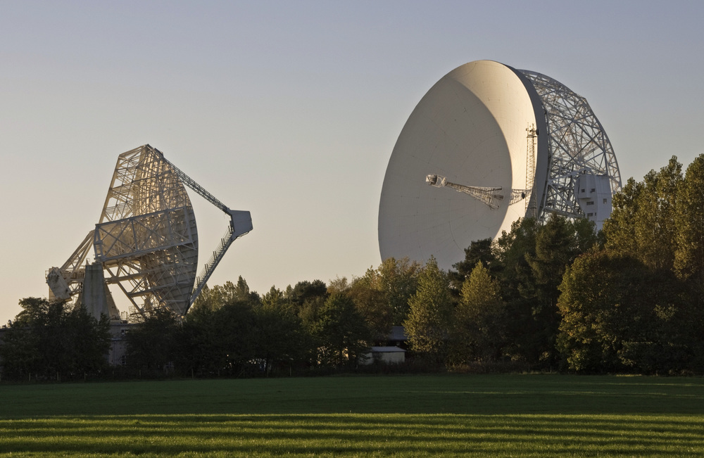 Jodrell Bank Telescopes