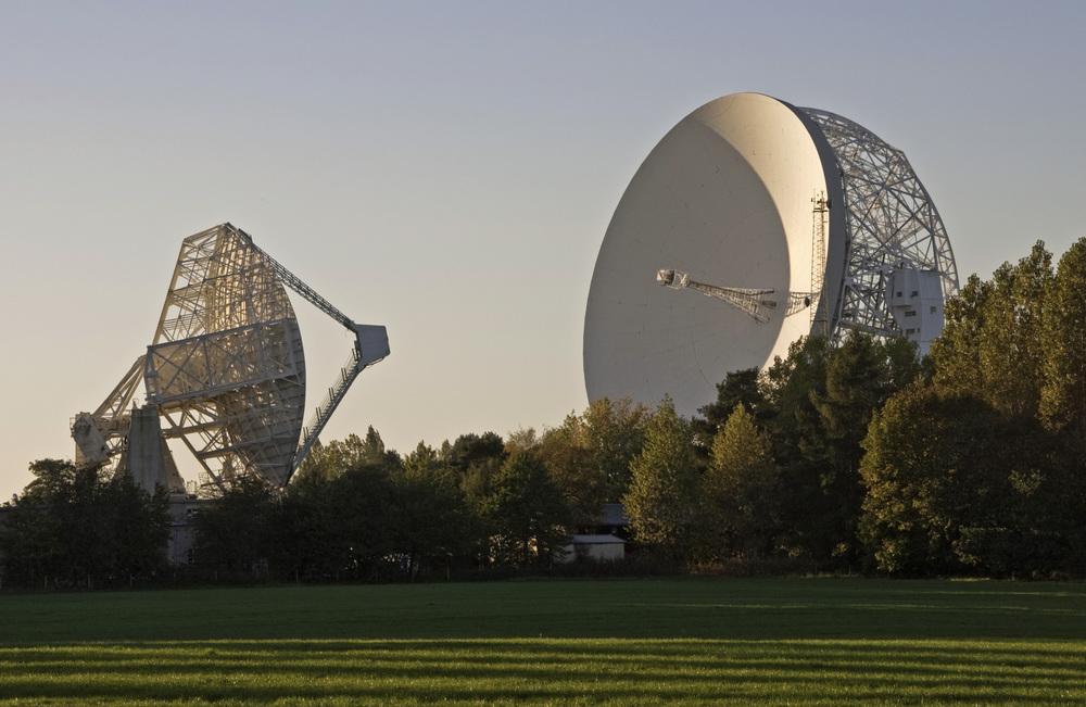 Jodrell Bank Telescopes