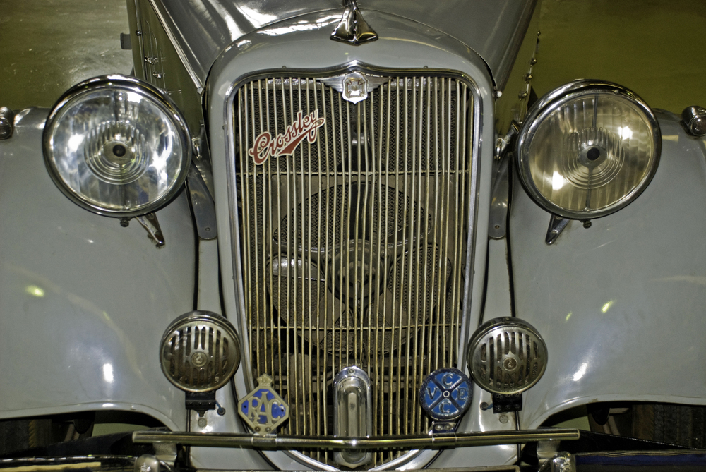 Crossley Regis six Motor Car, 1935