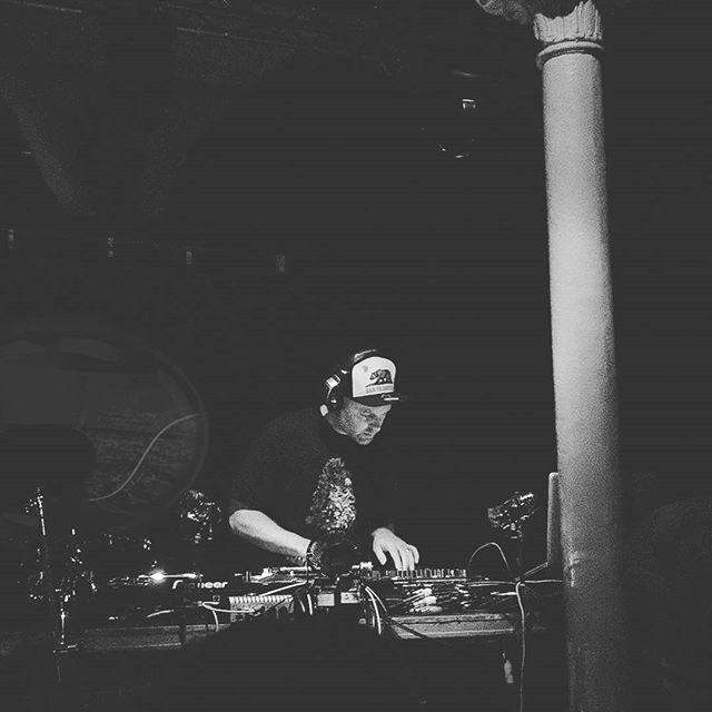 DJ Shadow!
