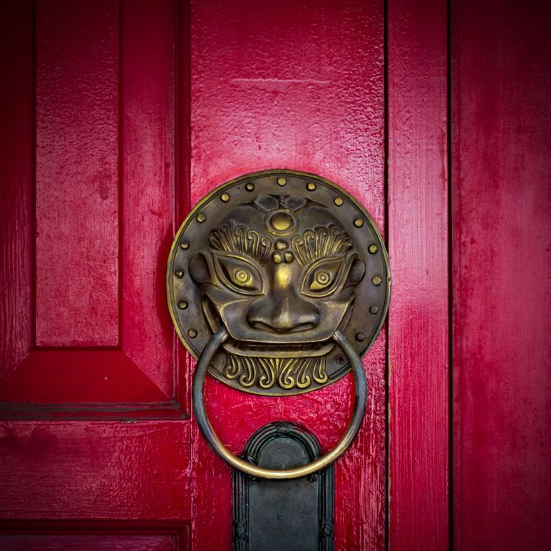 Doorbell - Tokyo, Japan