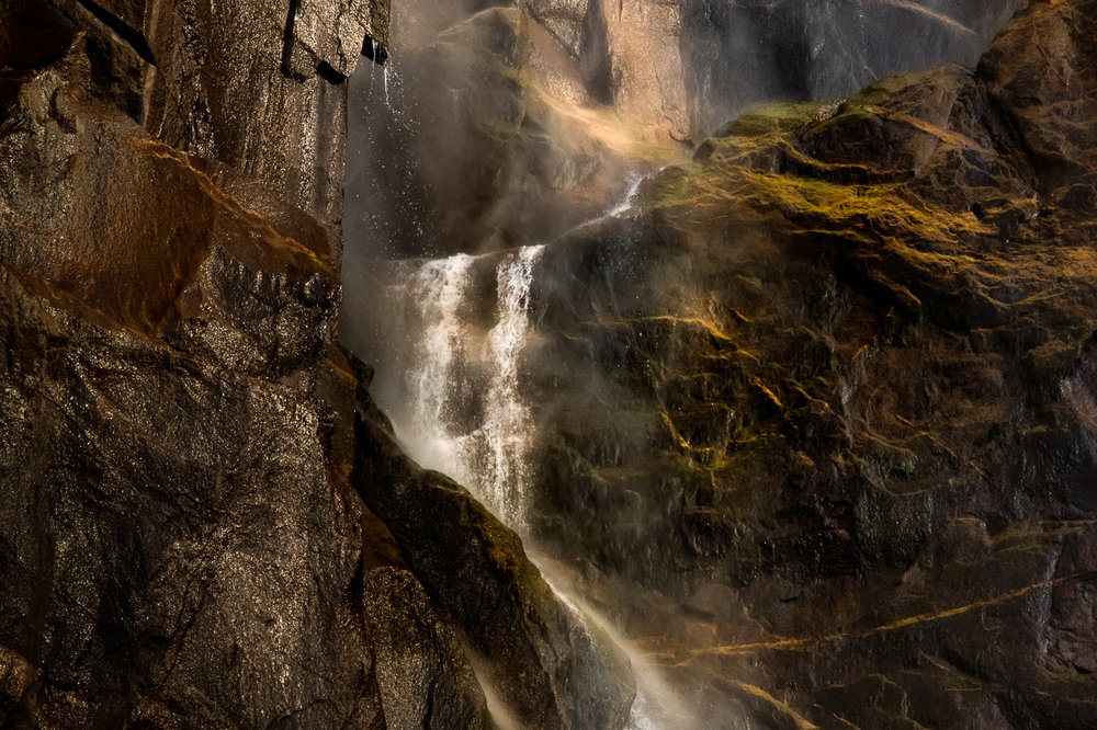Bridalveil Fall - Yosemite