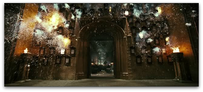Exploding Degrees at Hogwarts