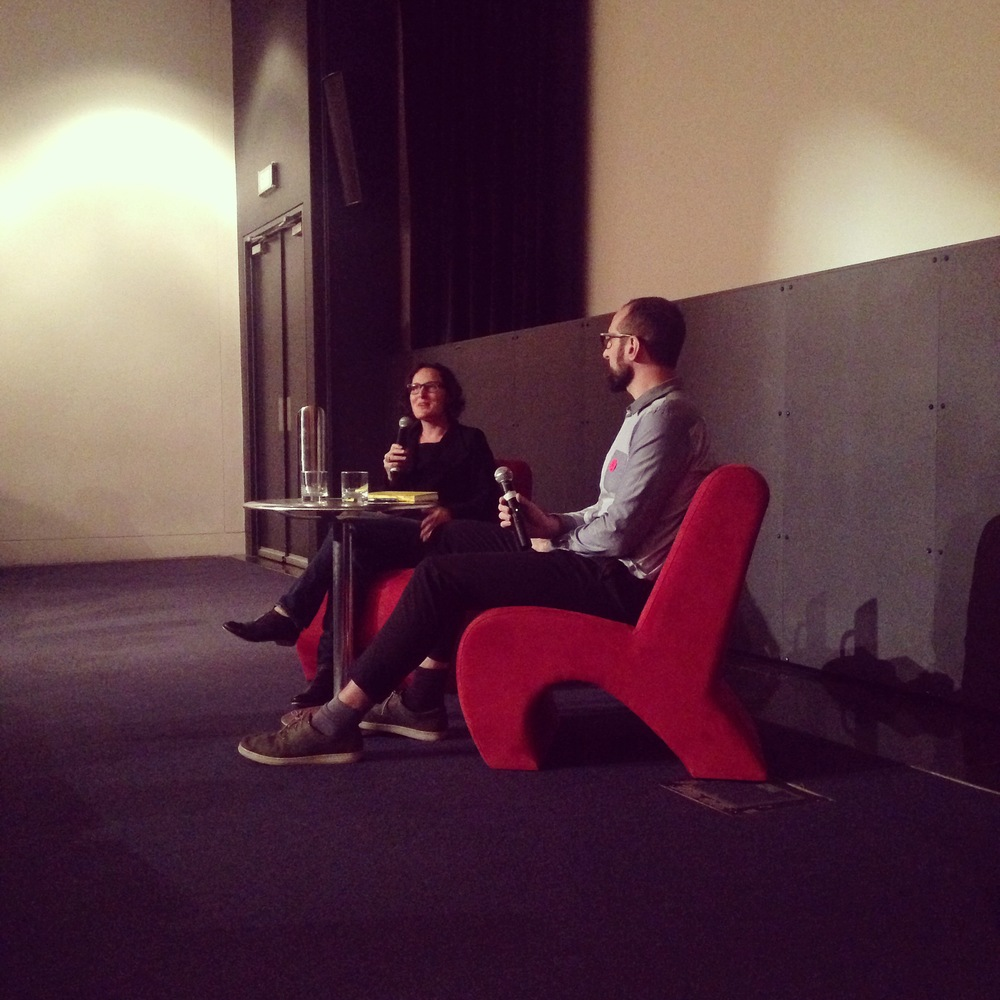 David interviews  Life architecturally  writer and director Britt Arthur.