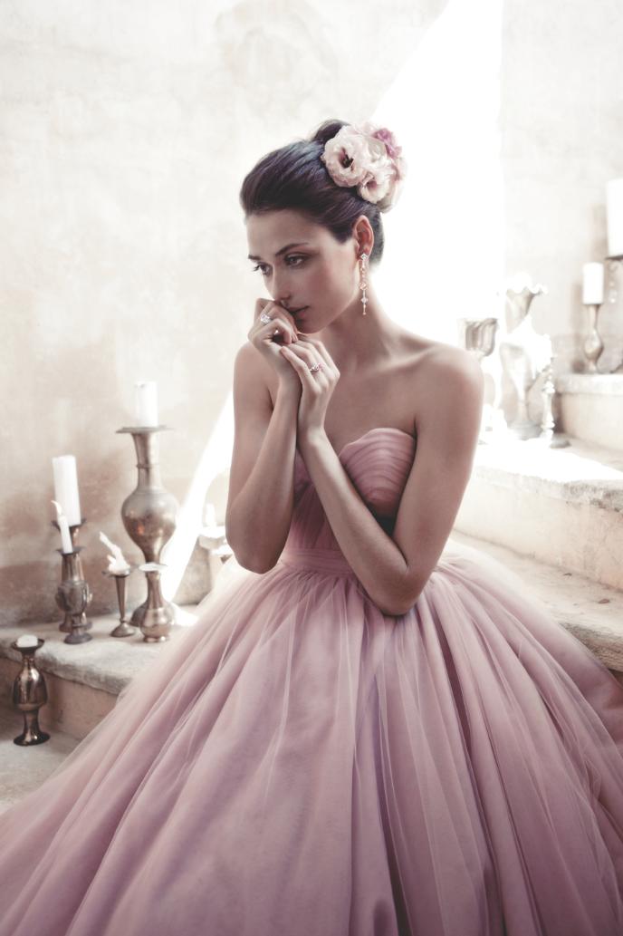Calleija Pink Diamond Campaign