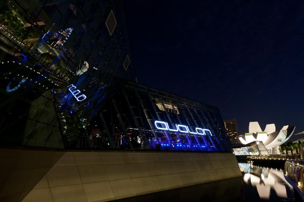 Singapore Nightclub Avalon Predawn