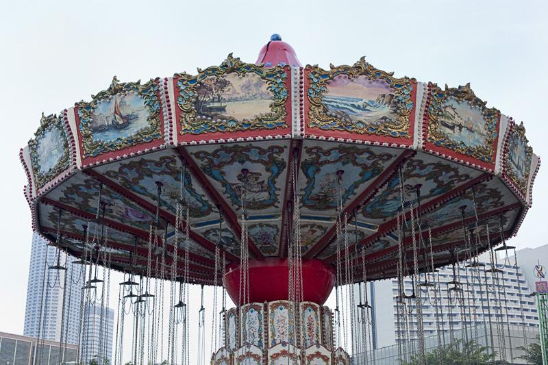 Uncle Ringo's UK Fun Fair Singapore