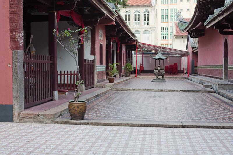 Telok Ayer Street Singapore