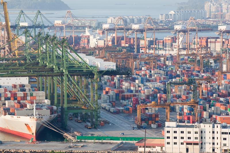 Tanjong Pagar Container Terminal