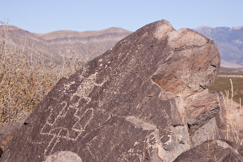 Three Rivers Petroglyphs Site, New Mexico