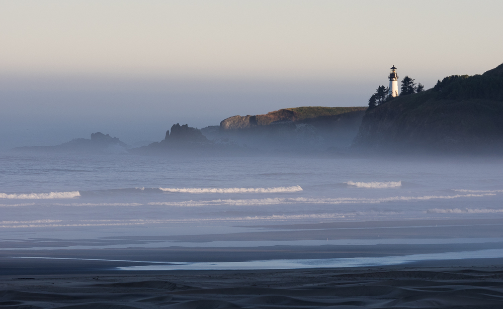 Yaquina Bay Dawn