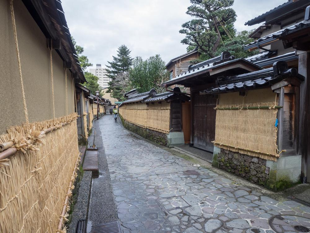 Naga-machi Buke Yashiki District, Kanazawa