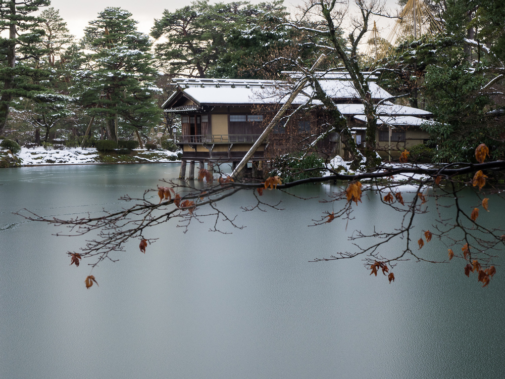 Kenrokuen, Kanazawa