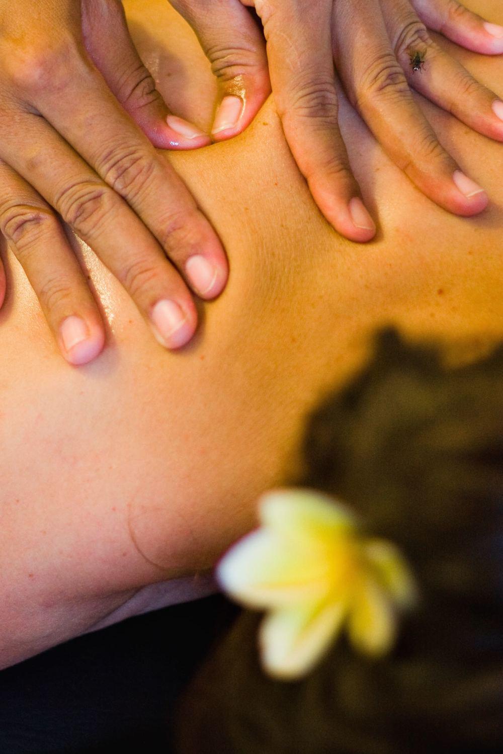 Wellness Kamar - Massage