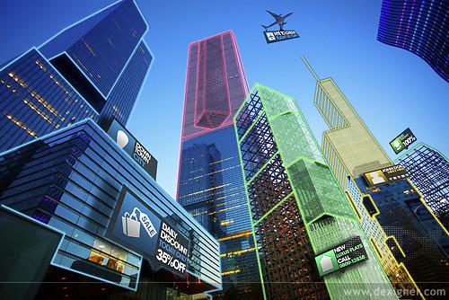 Augmented City Platform
