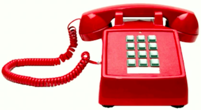 Telephone ==> Famous Phonebook Story