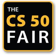 CS50 Fair Logo ===> CS50 Fair Story