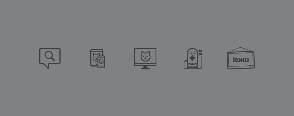 roku icons