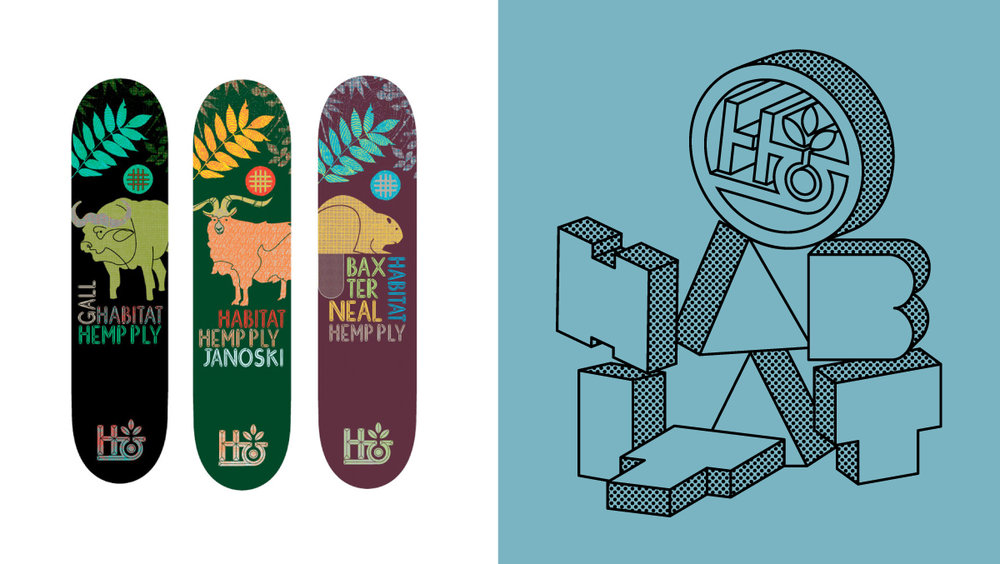 habitat skateboards