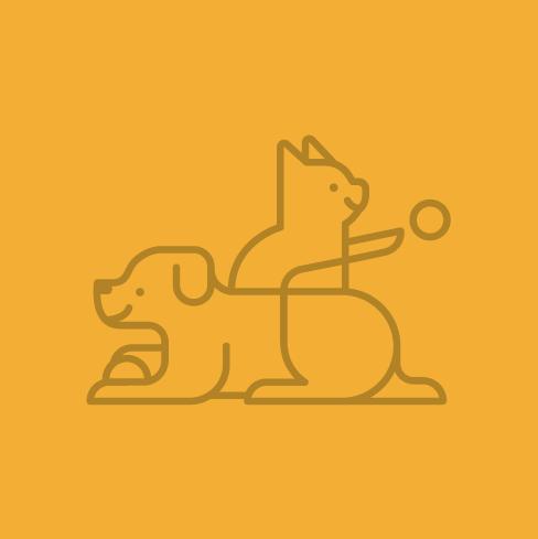 Pawstal Service Logo